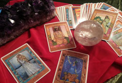 Free Yes or No Goddess Tarot