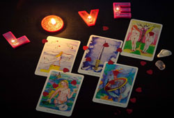 Different Types of Love Tarot Readings