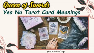 queen of swords yes no tarot card