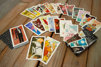 a list of yes no tarot cards