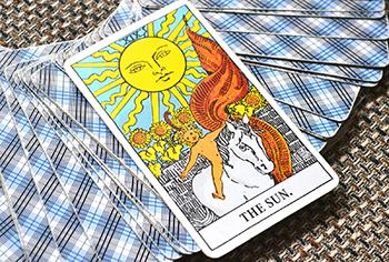 love tarot readings with the sun