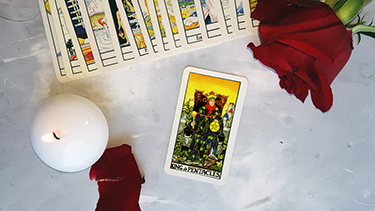 king of pentacles yes or no answer