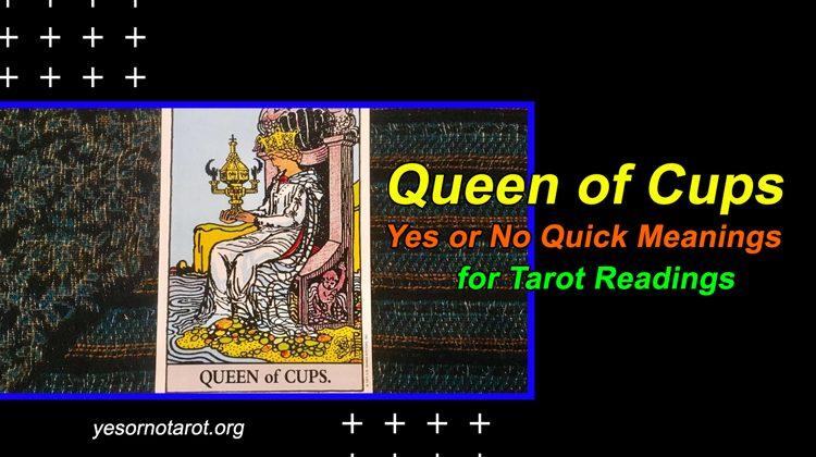 queen of cups tarot reading