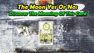 general meaning of the moon card
