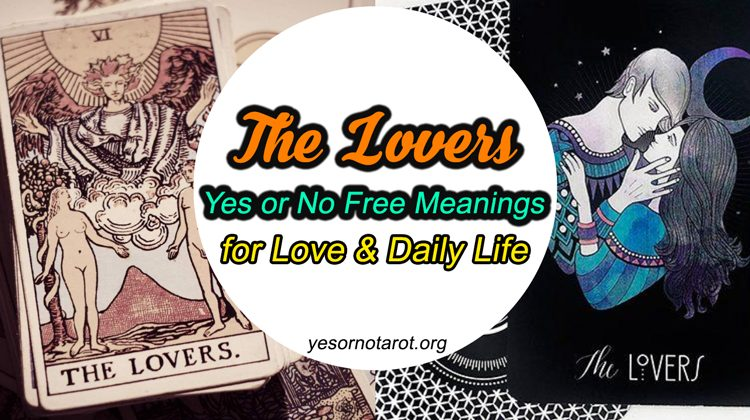 the lovers yes no meanings