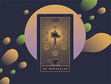 interpreting eight of pentacles tarot card