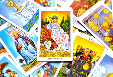 interpreting the empress tarot card