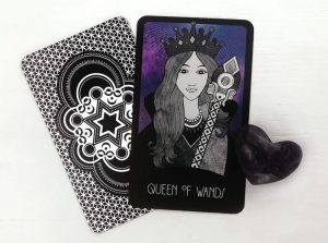 queen of wands yes no meanings