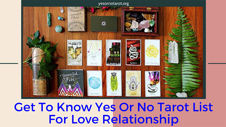 List of Yes No Tarot Cards