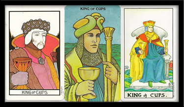 general meanings of king of cups