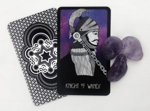knight of wands yes no meaning