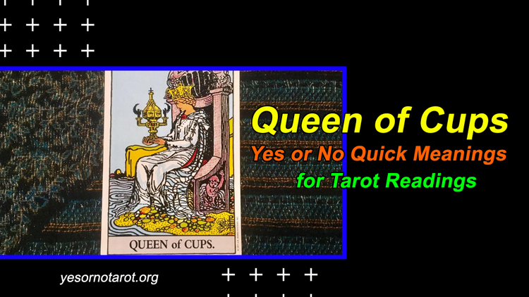 queen of cups tarot reading