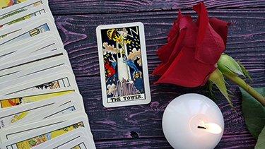 interpreting the tower tarot card
