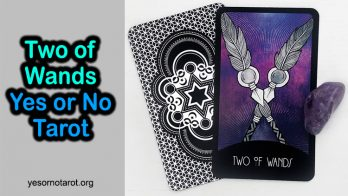 Two of Wands Yes or No Tarot: What is the TRUE Meaning?